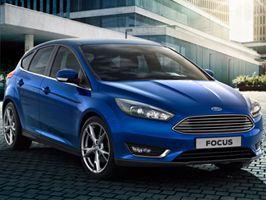 Einladung zur Enthüllung des neuen Ford Focus