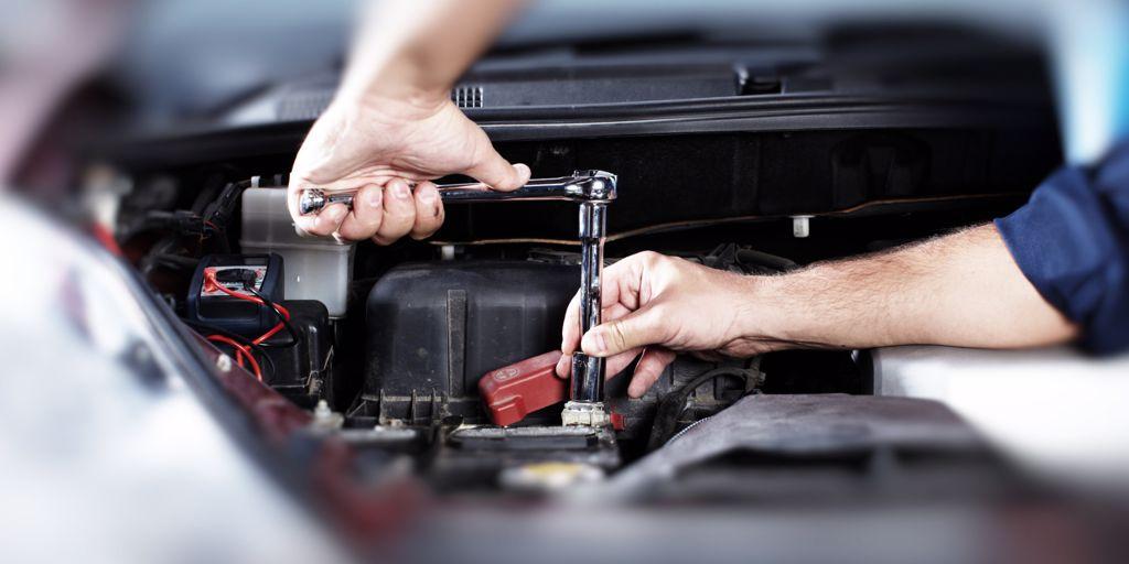 Ford Economy Reperaturen