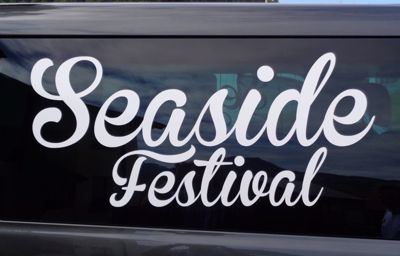 Die Schönegg-Garage ist Seaside Festival Sponsor