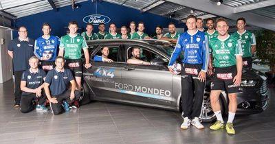 Wacker Thun fährt Ford von der Schönegg Garage AG Spiez