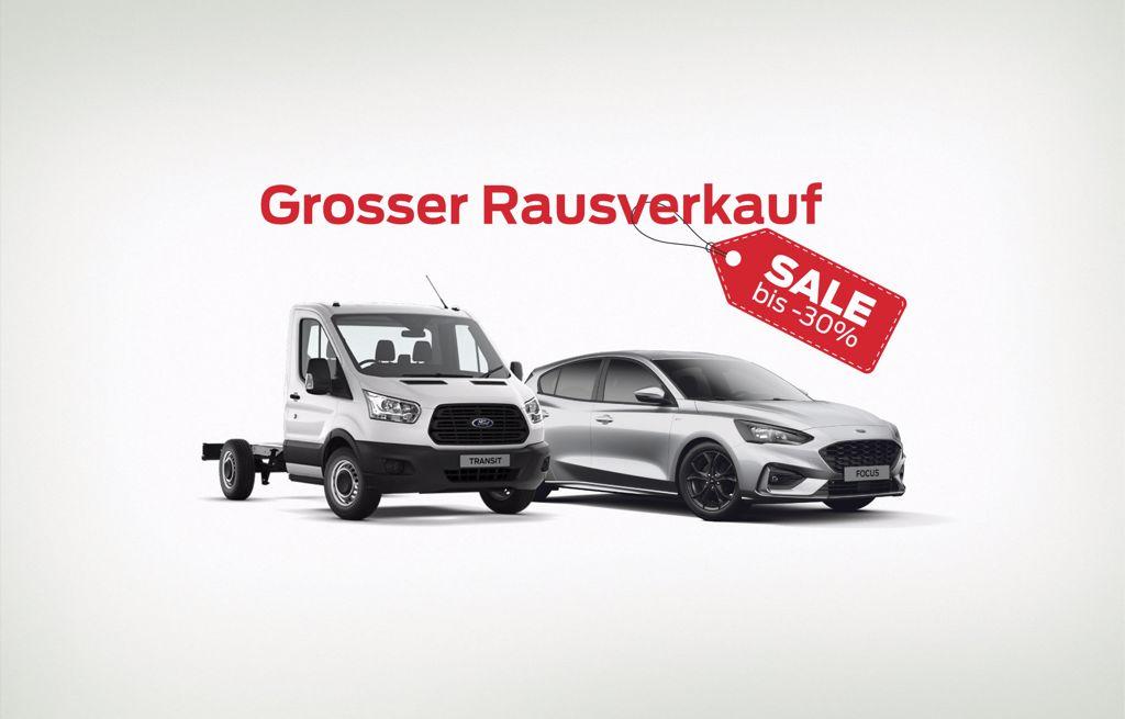 Grosser Rausverkauf Schönegg Garage Spiez