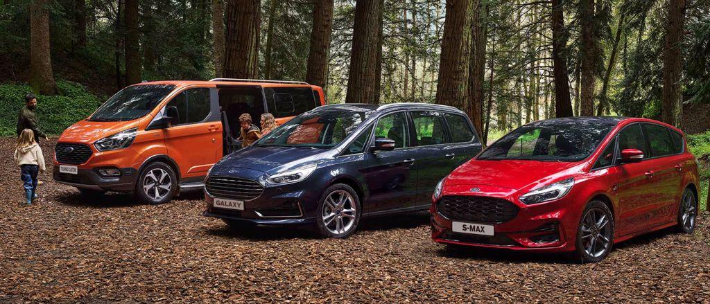 Ford Familien Autos in Spiez
