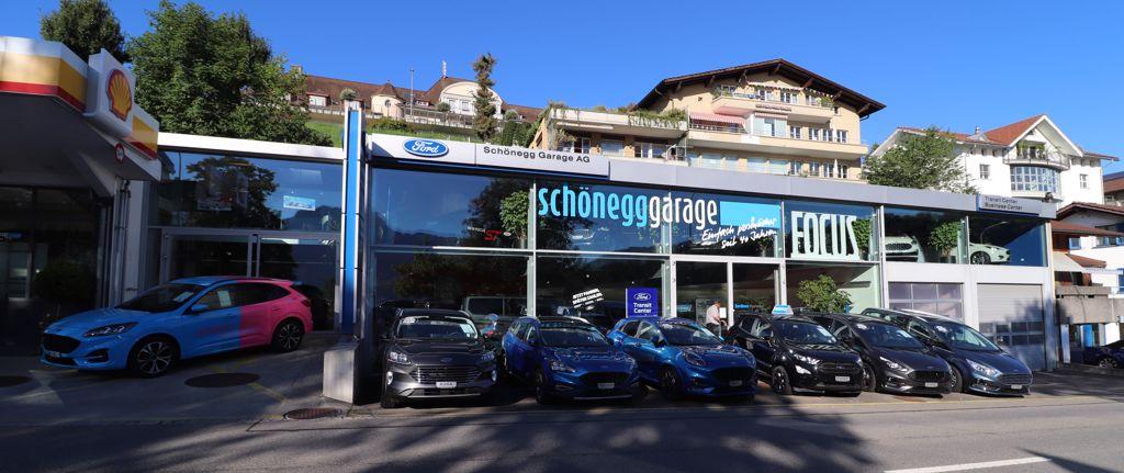 Schönegge Garage AG in Spiez | persönlicher Service | Top aktuelle Angebote