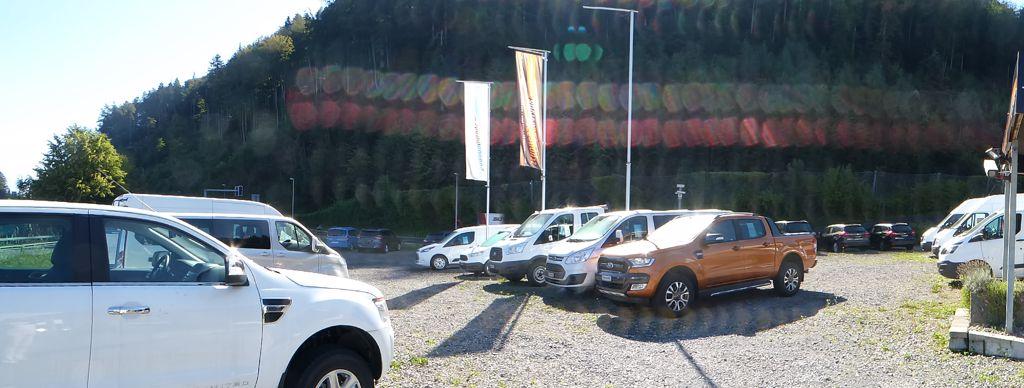 Schönegge Garage AG in Spiez | persönlicher Service | Top aktuelle Angebote| Occasionscenter
