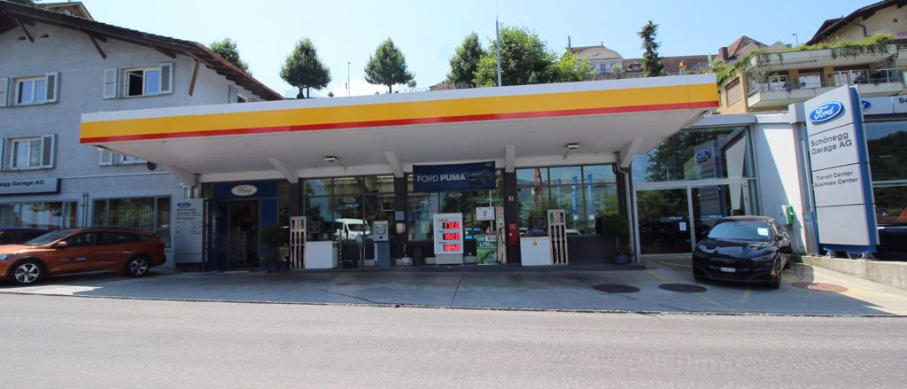 Schönegge Garage AG in Spiez  Tankstelle  Öffnungszeiten