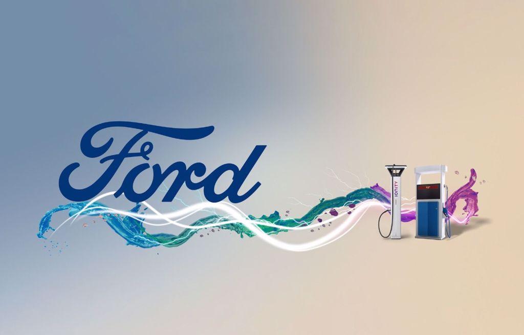 Ford Alternative Antriebe