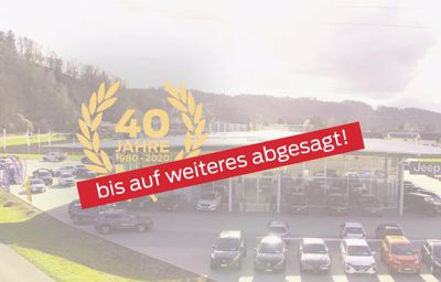 40 Jahre Jubiläum Auto Winter AG