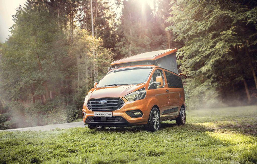 Ford Transit Custom Wellhouse | AutomaxX Ag |Schaffhausen