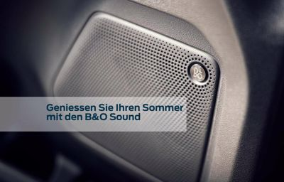 Ihr B&O-Summer-Sound