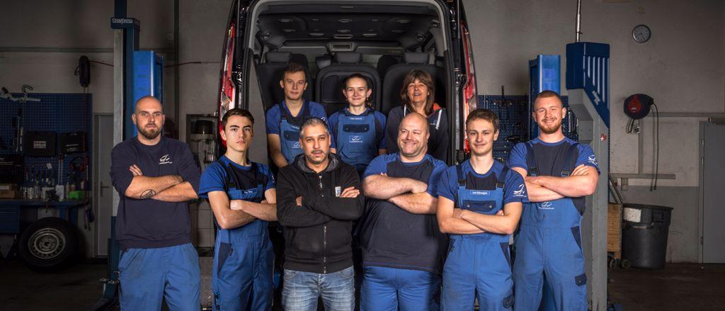Team René Hächler AG Obfelden