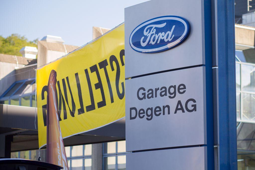 Garage Degen | Bubendorf | Unsere Ausstellung | Impressionen