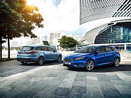 Der neue Ford Focus ist bei uns eingetroffen