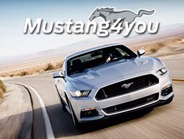 Der neue Ford Mustang 2015 ist bei uns eingetroffen!