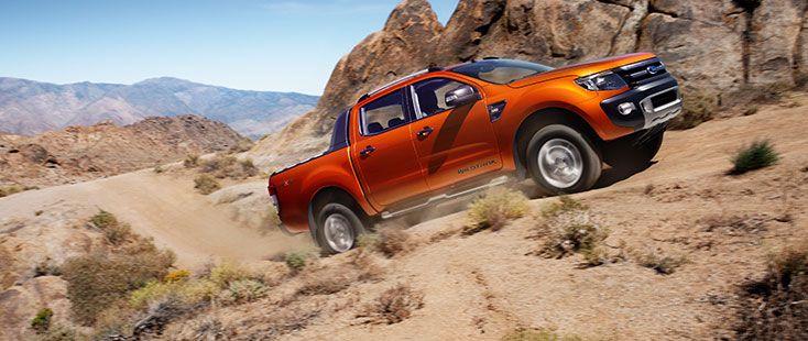 Ford Ranger Zubehör | Auto Wydematt