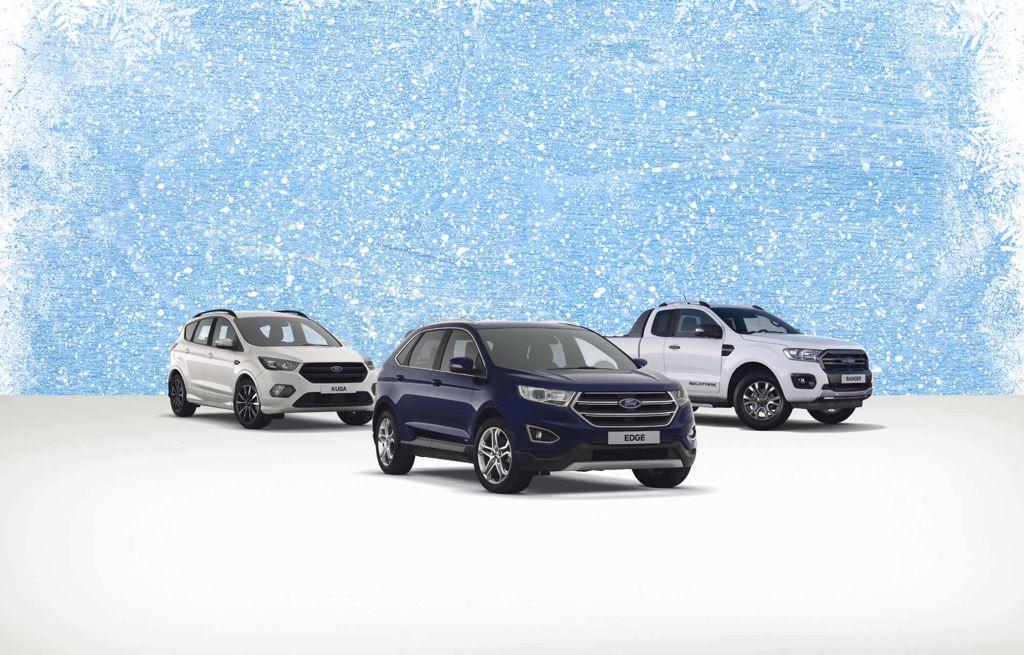 4x4 Fahrzeuge der Frenken-Garage AG