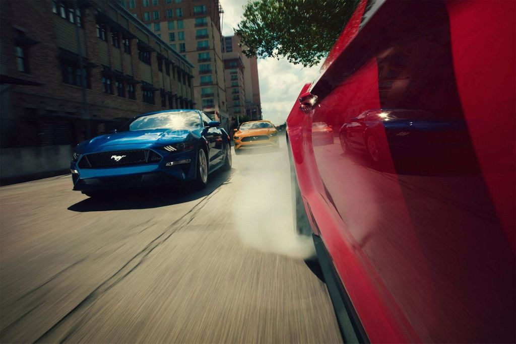 Ford USA Mustang 2018