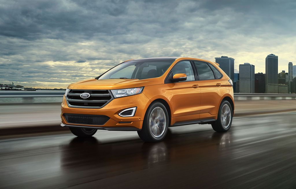 Ford Edge Sport Centralgarage Sursee AG