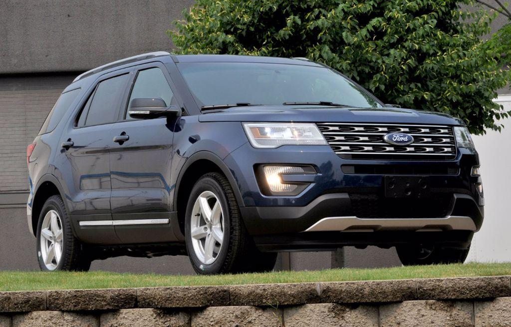 Ford Explorer Sport, kaufen, schwarz, Centralgarage Sursee