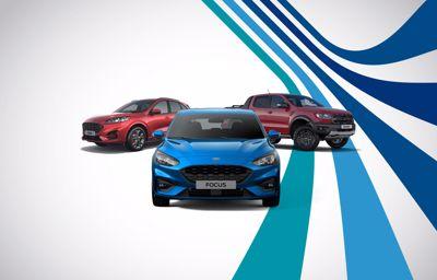 Kuga, Raptor o Focus? Scegli l'auto che fa per te!
