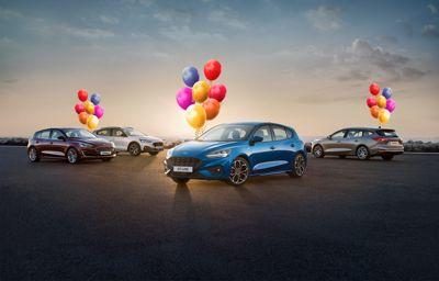 Invito alla presentazione della Nuova Ford Focus