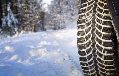 Pensez à passer aux **pneus hiver !**