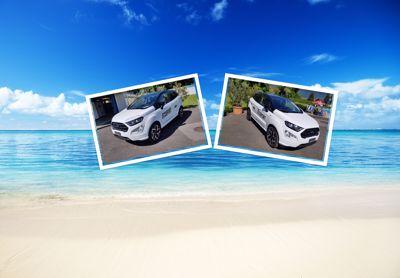 Exposition : nouveau Ford Ecosport du garage Ecoeur Automobiles