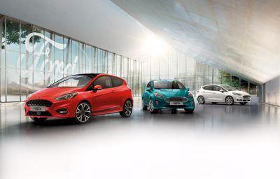 Exposition Exceptionnelle chez Ford Ecoeur Automobiles !