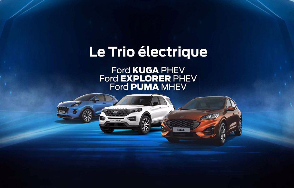 Trio électrique