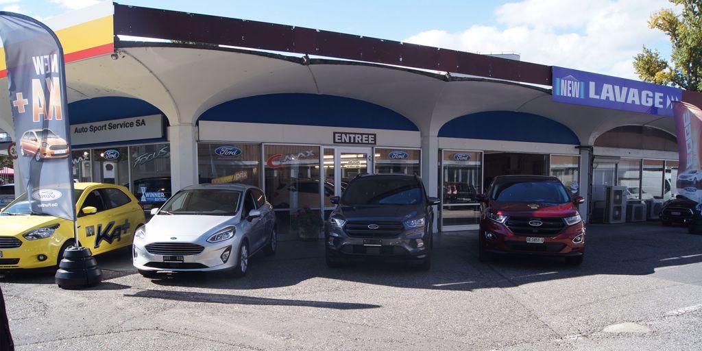 LAVAGE Auto Sport Service SA Les Acacias Genève