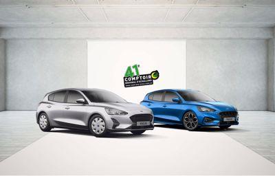 Ford Garage Bellevue présent au Comptoir Régional Echallens !
