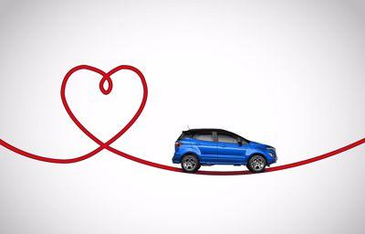 Roulez avec le nouveau Ford Ecosport