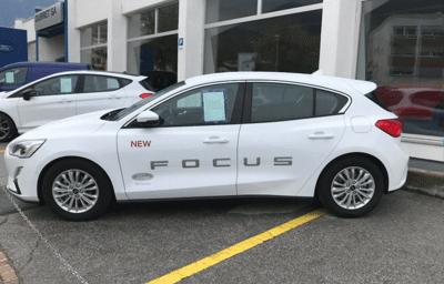 Essai en concession : la nouvelle Ford Focus