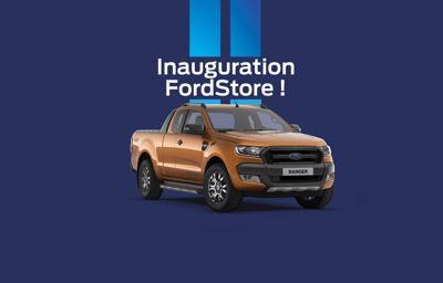 Le **FordStore** est arrivé à **Sion !**