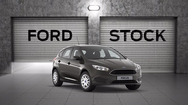 Ford Focus Stock