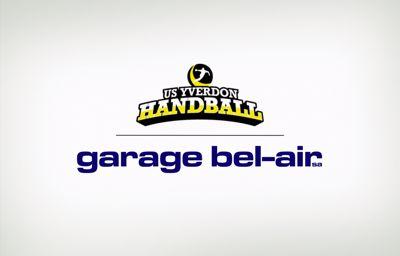 **Garage Bel-Air** soutiens **USY Handball**