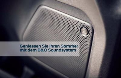 B & O Sound in Ihrem Ford