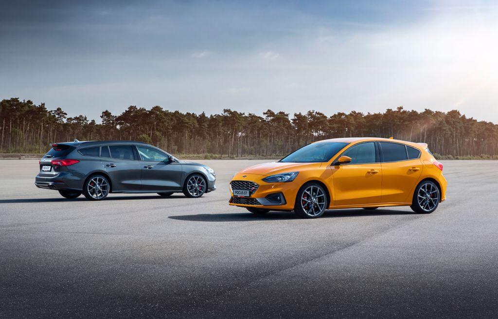 Der neue Ford Focus ST - bei Ihrer E. Geissmann AG im Aargau