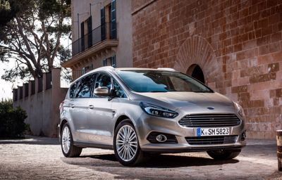 Ford S-Max 4x4