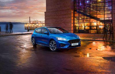 Jetzt den neuen Ford Focus probefahren!