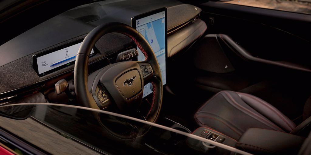 Ford Mustang Mach-E Ausstattung