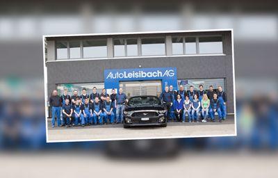 80 Jahre Auto Leisibach AG!