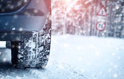 L'hiver approche... c'est le moment de changer vos pneus !