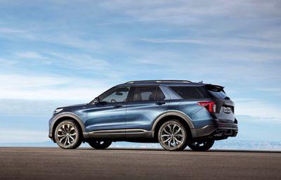 Découvrez le **nouveau Ford Explorer** en avant-première !