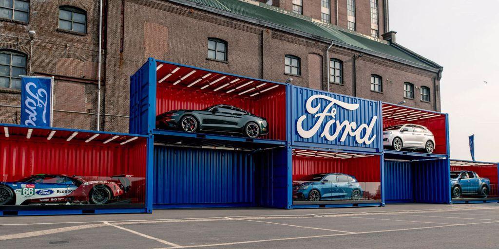 Nouveaux véhicules Ford