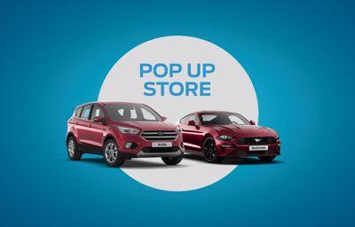 Basler Pop-up-Store der Emil Frey AG, Autocenter Münchenstein
