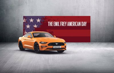 The Emil Frey American day