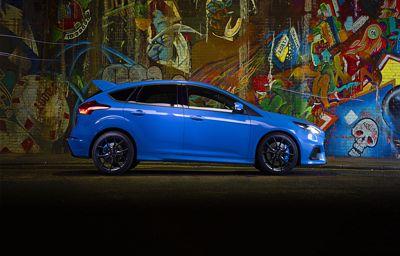 Endlich ist er da - der neue Focus RS!