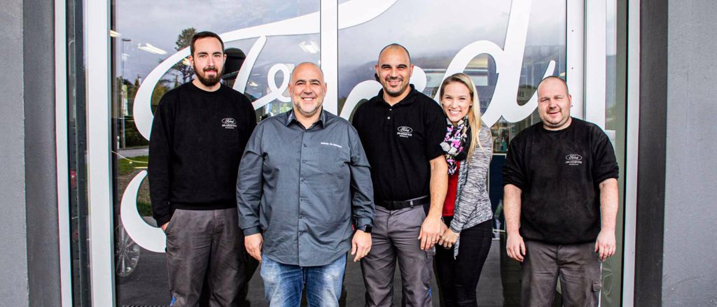 Unser Team Jura-Garage Peter AG