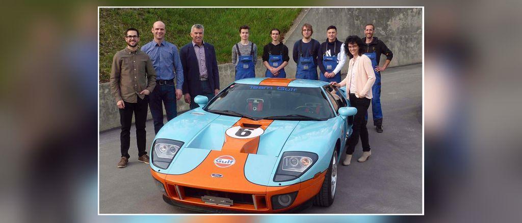 Team der Spescha Garage AG