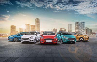 Lancement de la nouvelle Ford Fiesta au Garage du Marais